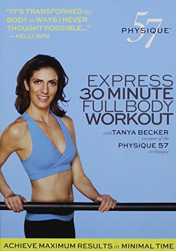 Physique 57 Express 30 Minute Full Body Workout (Best 30 Minute Full Body Workout)