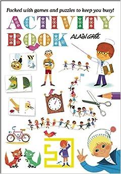 Book Activity Book (Alain Grée)