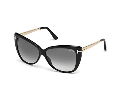 77183b60ba65c Image Unavailable. Image not available for. Color  Sunglasses Tom Ford  REVEKA TF 512 FT ...