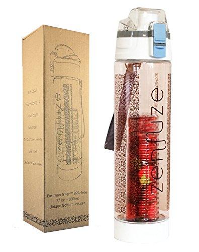 Accessory Genevieve - Genevieve Avani ZENFUZE Premium Fruit Infuser Sport Water Bottle