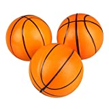 Adarl 3pcs Pet Cat Solid Toy Play Basketballs Interactive Cats Dogs Ball Toys Training Pet Supplies L