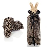 Bootniks - Storage Bag and Toeniks Set for Boot Storage and Closet Organization (Leopard)
