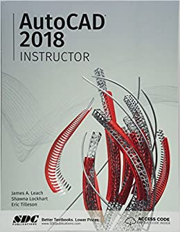 Ebooks AutoCAD 2018 Instructor Download PDF