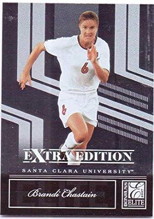 Brandi Chastain 2007 Donruss Elite Extra Edition #81 - Santa Clara Broncos, US National