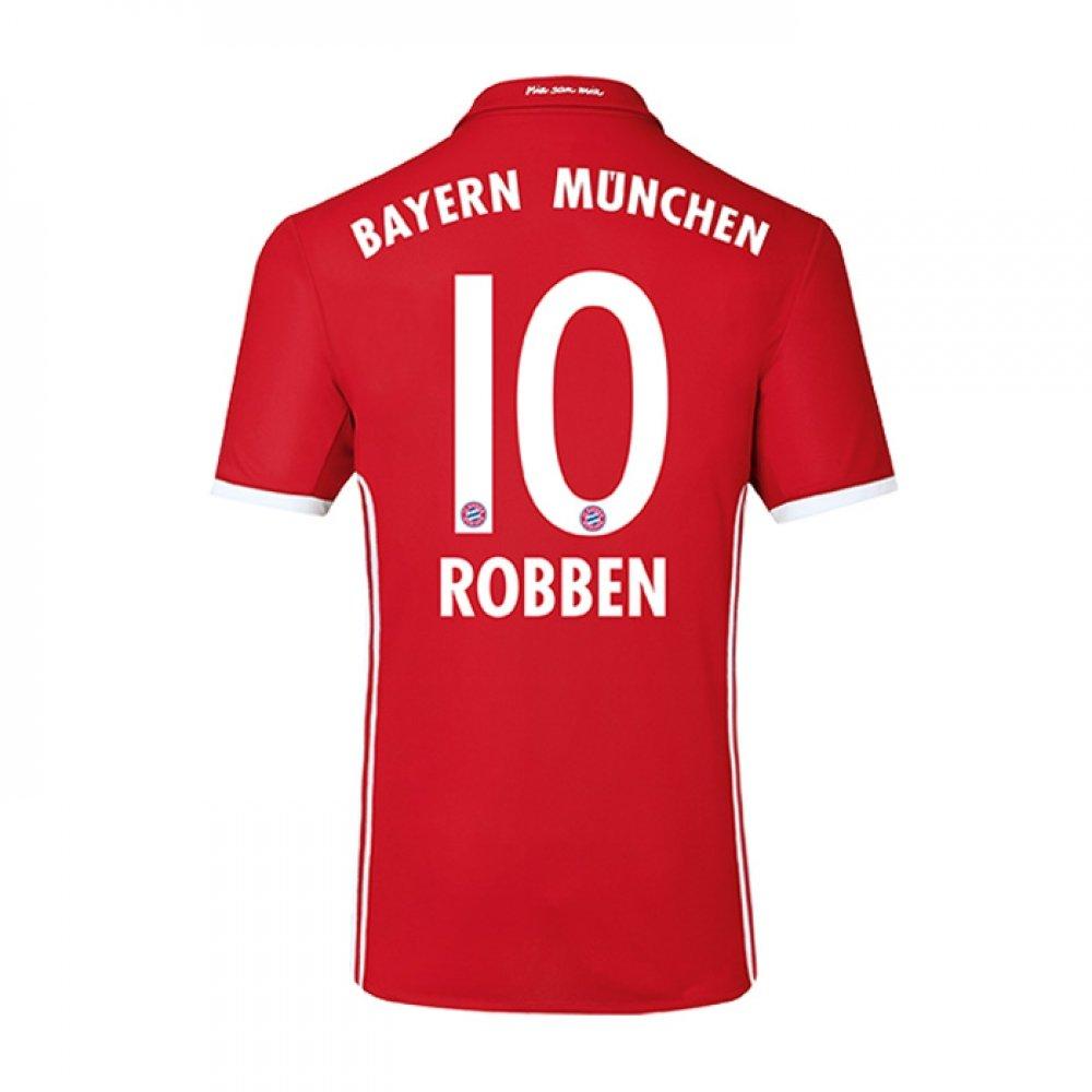 2016-17 Bayern Home Shirt (Robben 10) B01HNOXPS4