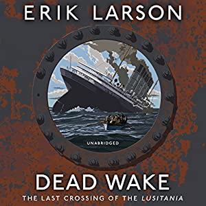 Dead Wake Hörbuch