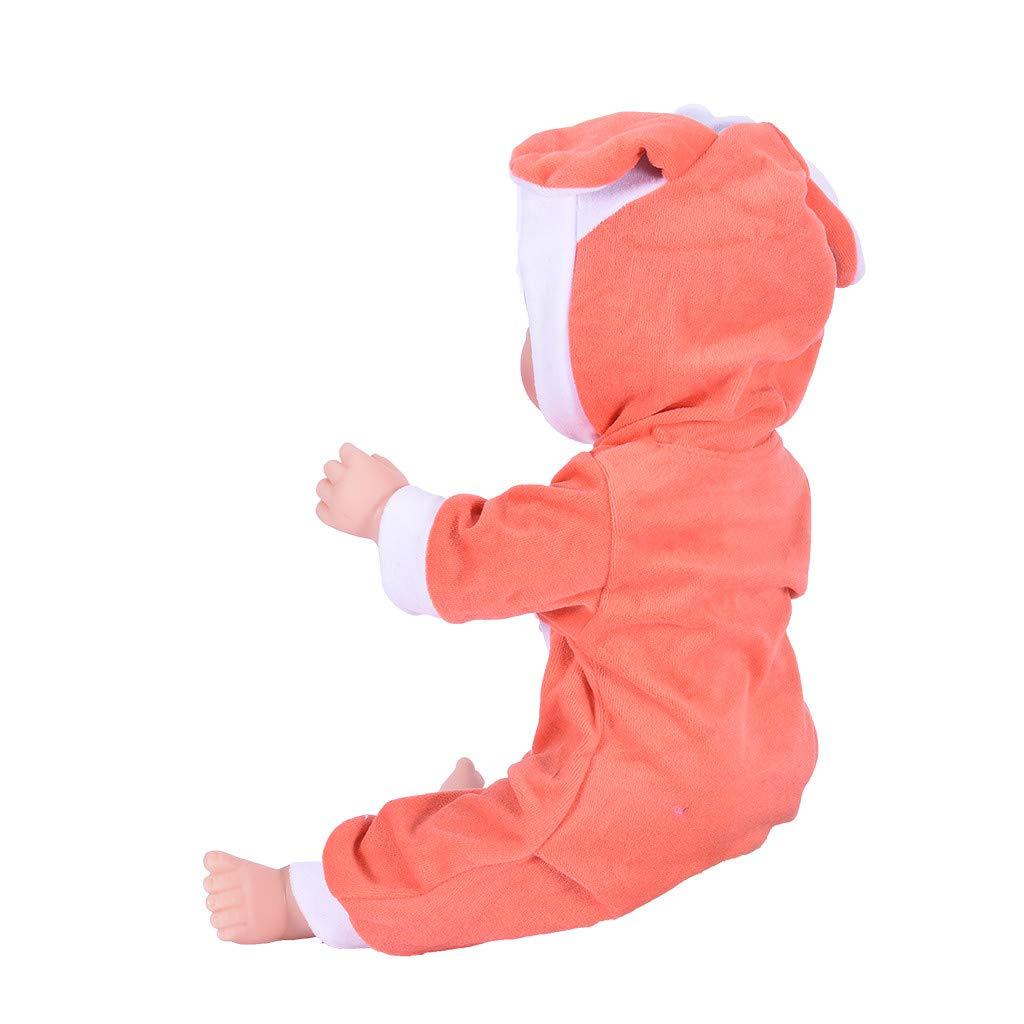 Amazon.com: Muñecas de bebé Shan-S Reborn de 17 pulgadas ...