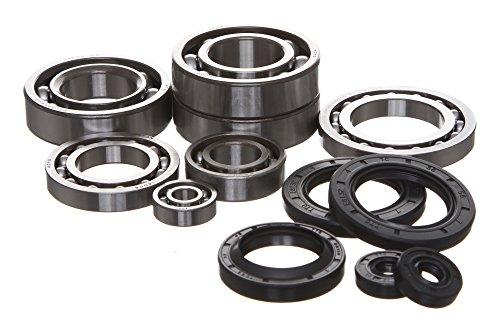 - Replacement Kits Brand fits Polaris 400 400L Complete Engine Bearing & Oil Seal Rebuild Kit Featuring KOYO Bearings