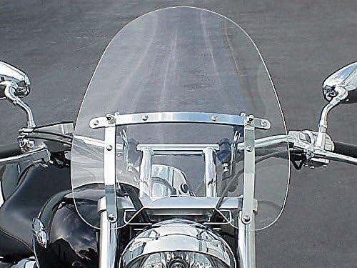 Arista Windschild Motorrad f/ür Honda VF750 Magna
