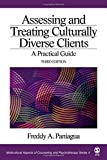 Assessing and Treating Culturally Diverse Clients: A Practical Guide, 3rd Edition (Multicultural Aspects of Counseling and Psychotherapy)