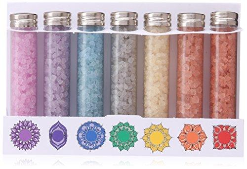 Indigo Wild Chakra Shea Butter Bath Salt Gift Set