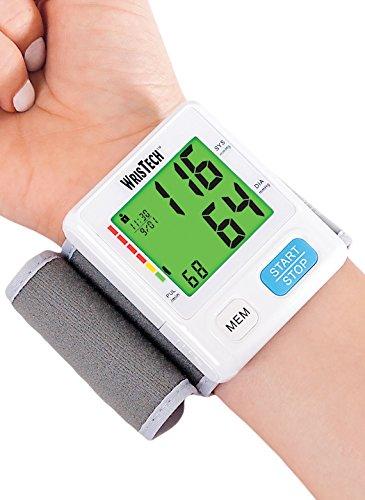 Color Code Blood Pressure Monitor