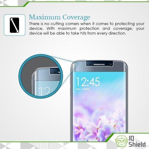 17.3 inch, SM-T927A IQ Shield Matte Screen Protector Compatible with Samsung Galaxy View 2 Anti-Glare Anti-Bubble Film