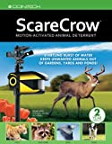 Contech 300000295 Scarecrow Motion Activated Sprinkler Animal Deer Deterrent