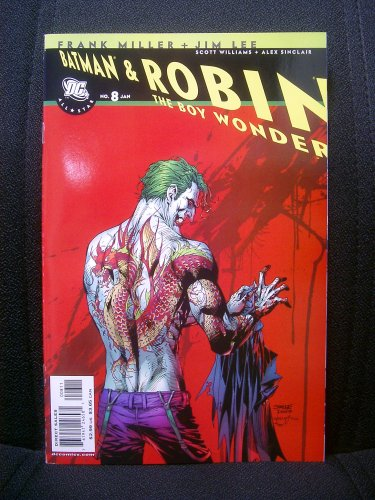 bde8e5997c1c All-Star Batman   Robin  8  Frank Miller