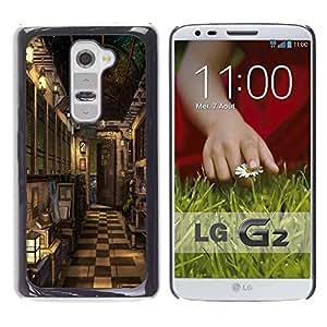 Dragon Case - FOR LG G2 - a heart to understand - Caja protectora de pl??stico duro de la cubierta Dise?¡Ào Slim Fit