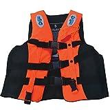 2XL-ORANGE-NEW BUOYANCY AID WATERSPORTS Vest Swim KAYAK Life Jacket