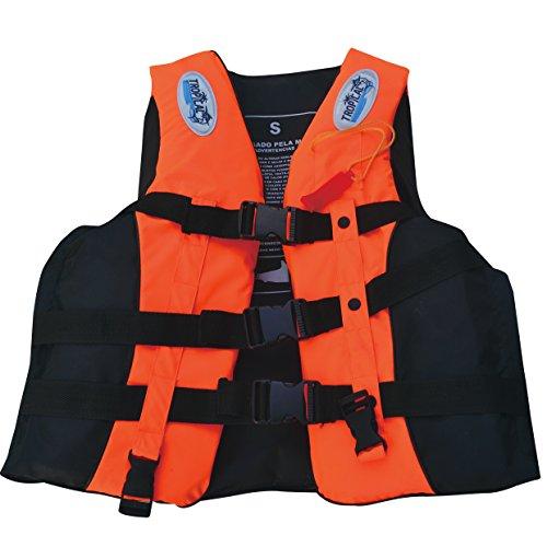 2XL-ORANGE-NEW BUOYANCY AID WATERSPORTS Vest Swim KAYAK Life Jacket by BenefitUSA