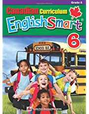 Canadian Curriculum EnglishSmart 6: A concise Grade 6 English workbook packed with grammar, writing, and reading comprehension practice