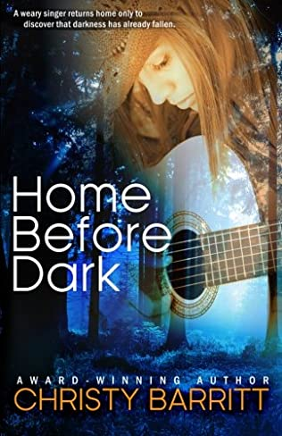 book cover of Home Before Dark