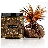 Kama Sutra Honey Dust Chocolate Caress Kissable Body Powder 8 Oz, 8 Ounce