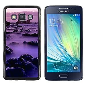 iKiki Tech / Estuche rígido - Nature Pink Mist - Samsung Galaxy A3 SM-A300