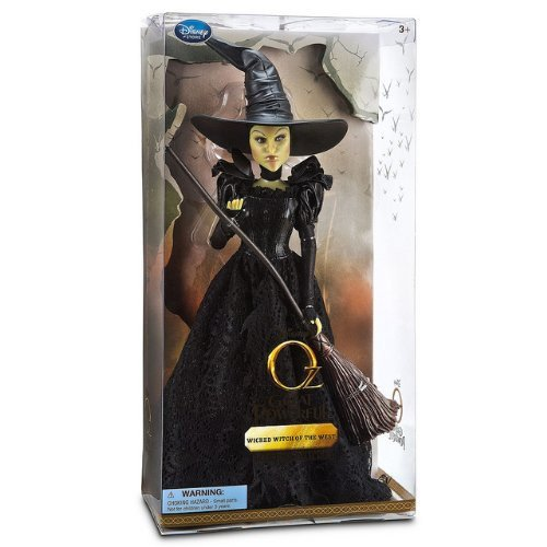 Disney Oz The Great and Powerful - Wicked Witch of the West Doll - 11 1/2