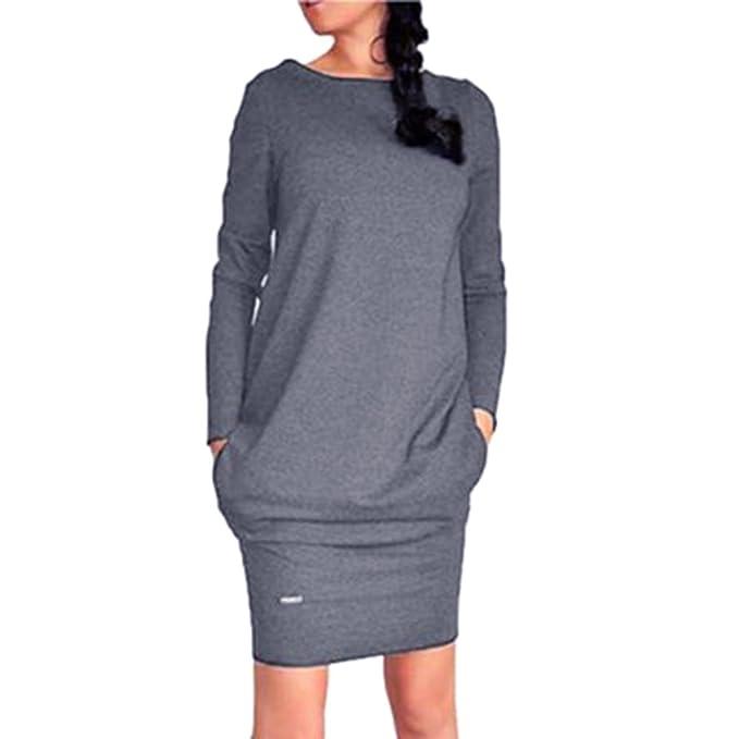 Amazon pullover kleider