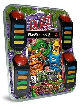 Buzz Junior les petits monstres + buzzers [Importación ...