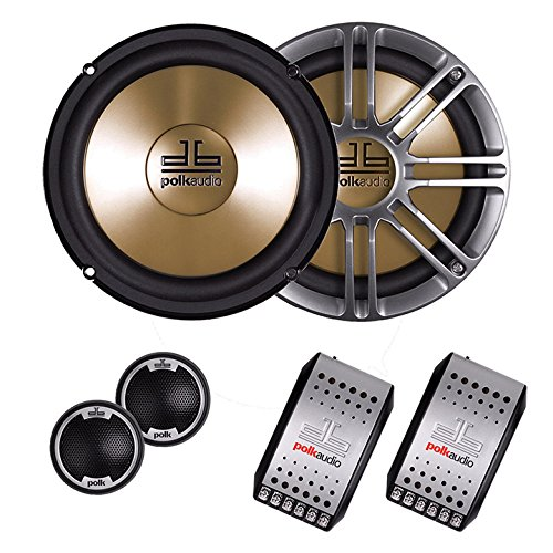 Polk Audio DB6501 6.5-Inch 2-Way Component System...
