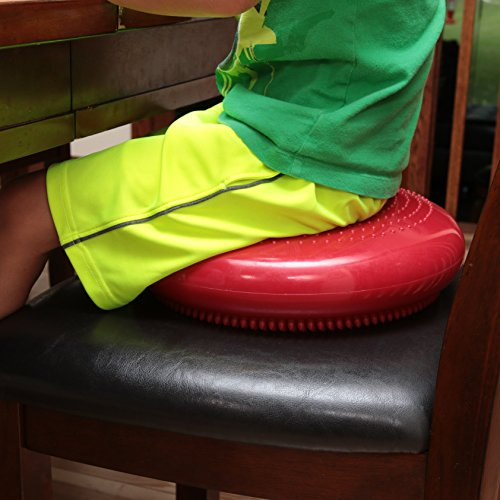 Wiggle Seat Inflatable Sensory Chair Cushion For Kids
