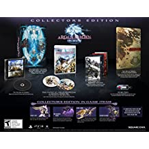 Final Fantasy XIV: A Realm Reborn Collectors Edition - PlayStation 3