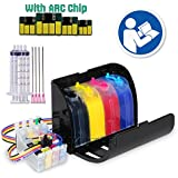 INKUTEN 400ml Hi-Definition Sublimation ink CISS for T200 Cartridge Epson XP-100 XP-200 XP-300 XP-310 XP-314 XP-400 XP-410 WF-2510 WF-2520 WF-2530 WF-2540 Printer Continuous Ink system