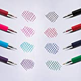 Pentel RSVP Ballpoint Pen, (0.7mm) Fine Line, Black