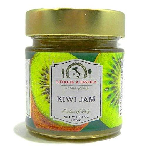 L'Italia a tavola-Kiwi jam 9.5 oz