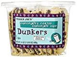 Trader Joe's Chocolatey Coated Chocolate Chip Dunkers, 24 oz
