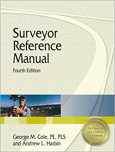Surveyor Reference Manual, Fourth Edition