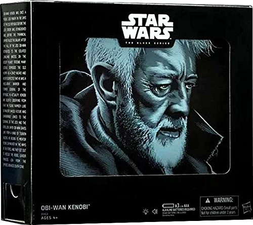 2016 SDCC Exclusive Star Wars The Black Series Obi-Wan Kenobi - 516kPDhZibL - 2016 SDCC Exclusive Star Wars The Black Series Obi-Wan Kenobi