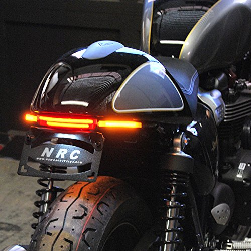 Triumph Street Cup Fender Eliminator New Rage Cycles
