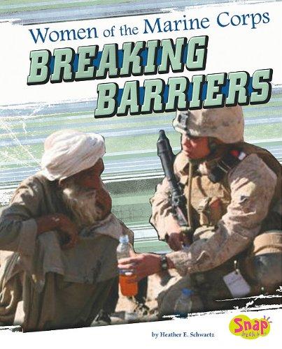 Women of the U.S. Marine Corps: Breaking Barriers (Women in the U.S. Armed Forces) ebook