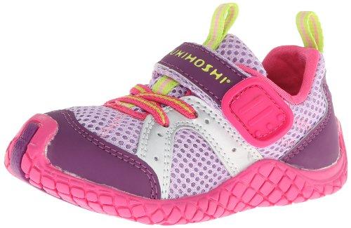 Tsukihoshi CHILD12 Marina Sneaker (Toddler/Little Kid),Purple/Fuchsia,13 M US Little Kid