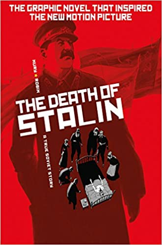 Image result for the death of stalin comic book