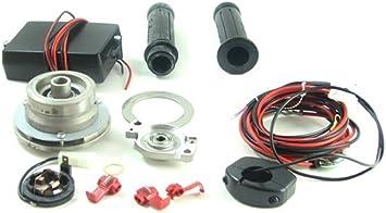 Sequentielle Schaltung Variomatik Minarelli Roller Motoren Auto