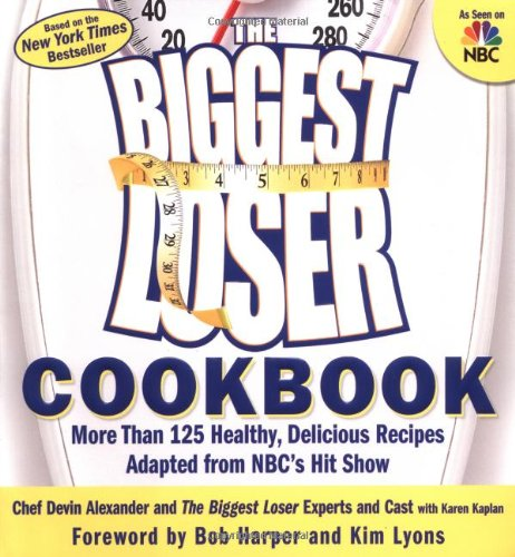 Biggest Loser Cookbook Healthy Delicious product image