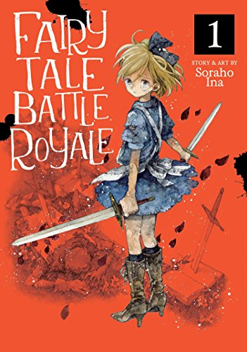Fairy Tale Battle Royale Vol. 1 (Best Couple Tattoo Ideas)