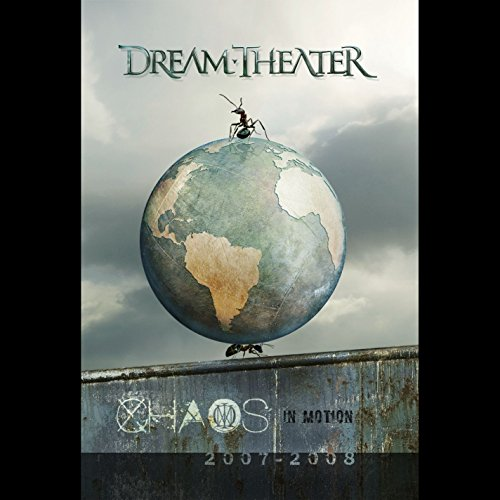 DVD : Dream Theater - Chaos in Motion 2007-2008 (2 Disc)