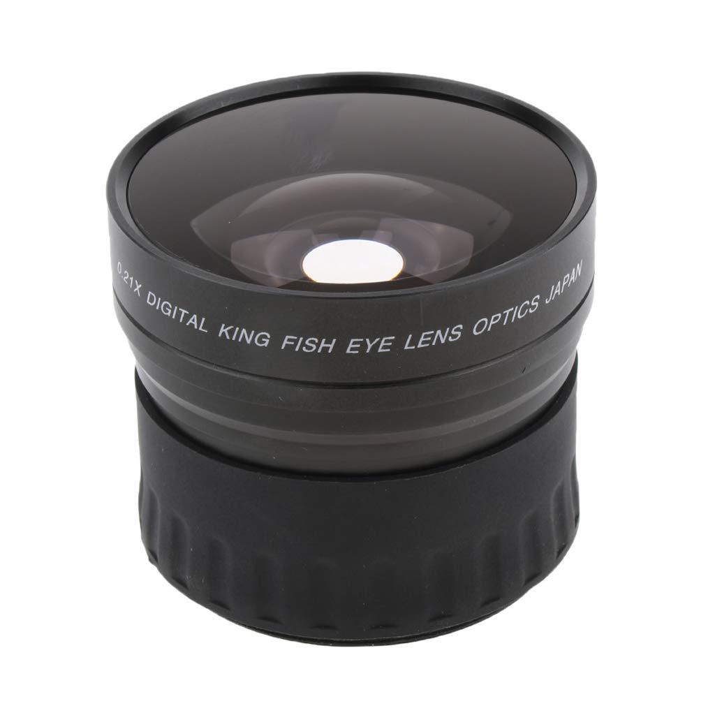 Baosity 58mm 0.21x プロフェッショナル広角魚眼レンズ Rebel キヤノン Rebel T6i T6i 0.21x T6 T6S T5i T5 T4i XSi デジタル一眼レフカメラ用 B07GK5WMCV, シェシェア【xiexiea】:9dce8611 --- ijpba.info