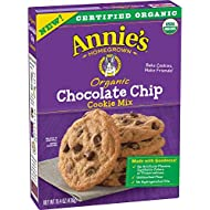 Annie's Organic Chocolate Chip Cookie Mix, 15.4 Ounce