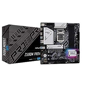 Comprar placa base ASROCK Z590M PRO4 LGA 1200 ATX