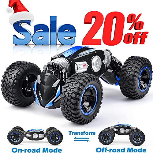 Off Road Radio Control - NQD RC Car Off-Road Vehicles Rock Crawler 2.4Ghz Remote Control Car Monster Truck 4WD Dual Motors Electric Racing Car, Kids Toys RTR Rechargeable Buggy Hobby Car